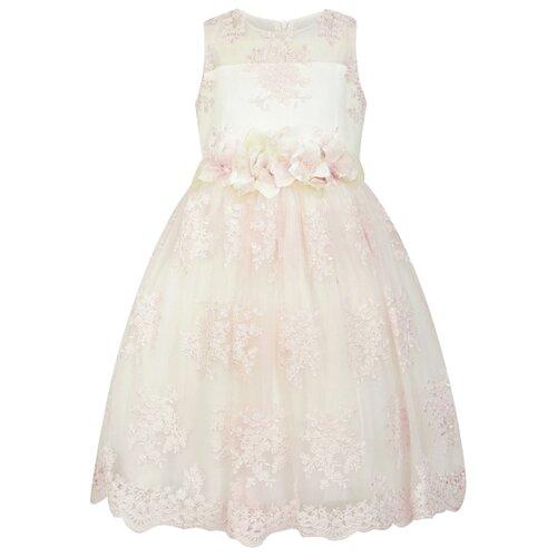 Платье ColoriChiari размер 140, розовый