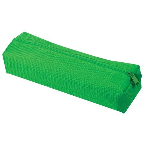 Купить Пифагор Пенал-тубус зеленый, Пеналы