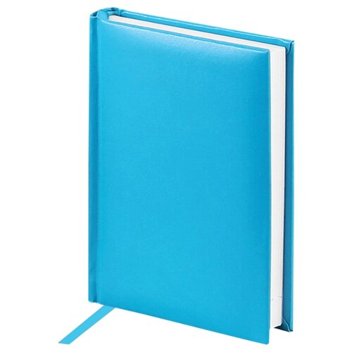 Купить Ежедневник OfficeSpace Ariane недатированный, А6, 160 листов, бирюзовый, Ежедневники, записные книжки