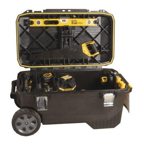 Ящик-тележка STANLEY FatMax 1-94-850 91x51.6x43.1 см черный ящик stanley 1 94 749 58 4x26 7x30 5 см 23 черный