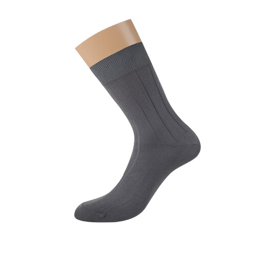 Носки Classic 208 Omsa, 39-41 размер, grigio scuro носки мужские omsa classic цвет синий snl 417298 размер 39 41
