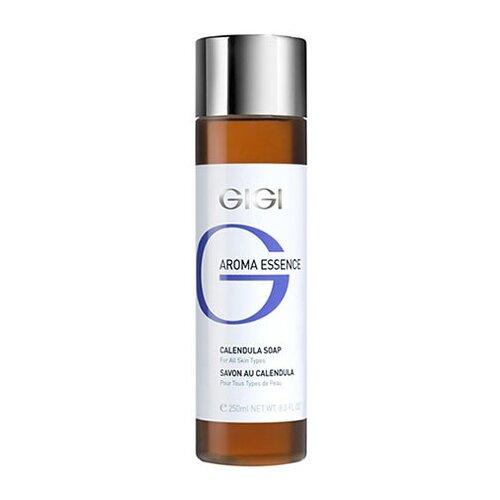 Фото - Gigi жидкое мыло Aroma Essence Календула для всех типов кожи, 250 мл gigi жидкое крем мыло для сухой и обезвоженной кожи витамин е 250 мл gigi vitamin e
