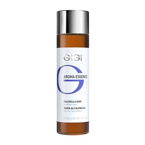 Gigi жидкое мыло Aroma Essence Календула для всех типов кожи, 250 мл цена 2017