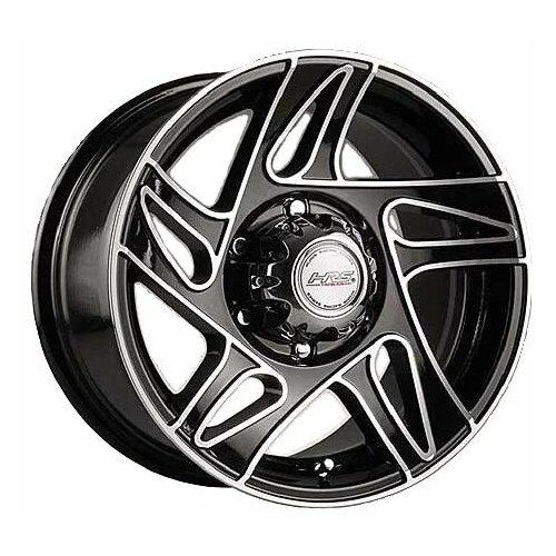 Фото - Колесный диск Racing Wheels H-417 8x16/6x139.7 D110.5 ET10 BK F/P колесный диск racing wheels h 417