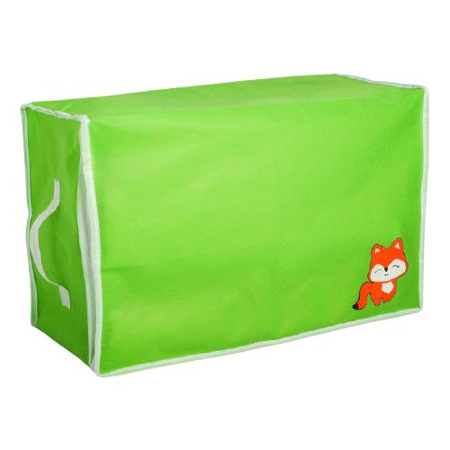 textura короб для хранения с крышкой 28 х 30 х 15 см home Textura Короб для хранения Лиса 30 х 45 х 20 см зеленый