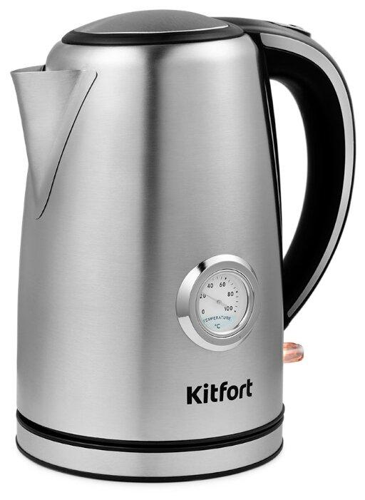 Чайник Kitfort КТ-676 — купить по выгодной цене на Яндекс.Маркете