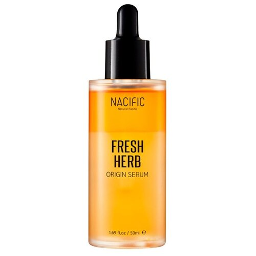 NACIFIC Fresh Herb Origin Serum Сыворотка для лица на травяных экстрактах, 50 мл