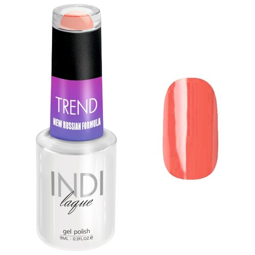 Купить Гель-лак для ногтей Runail Professional INDI Trend классические оттенки, 9 мл, 5074