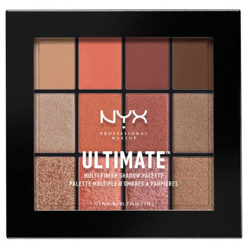NYX Палетка теней Ultimate Multi-Finish Shadow Palette