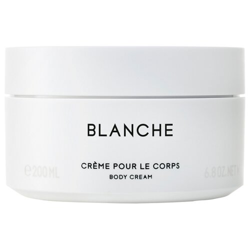 Купить Крем для тела BYREDO Blanche Body Cream, 200 мл