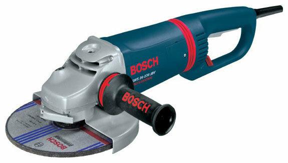 УШМ BOSCH GWS 26-230 JBV, 2600 Вт, 230 мм