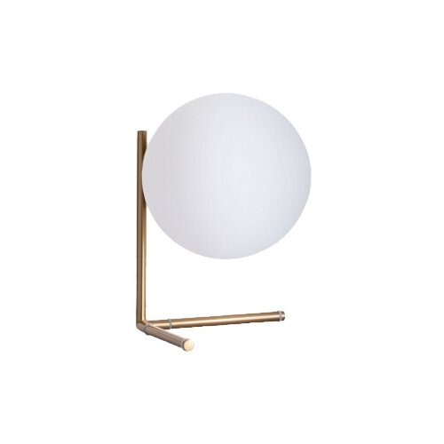 Лампа декоративная Arte Lamp Bolla-unica A1921LT-1AB, E27, 40 Вт