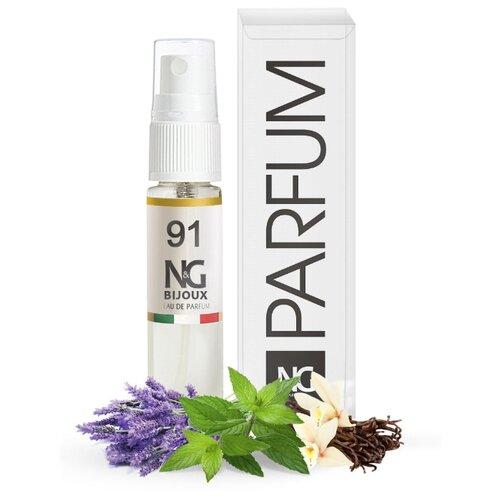 Парфюмерная вода N&G Parfum 91 Eau Noire, 20 мл накидка hidy n g