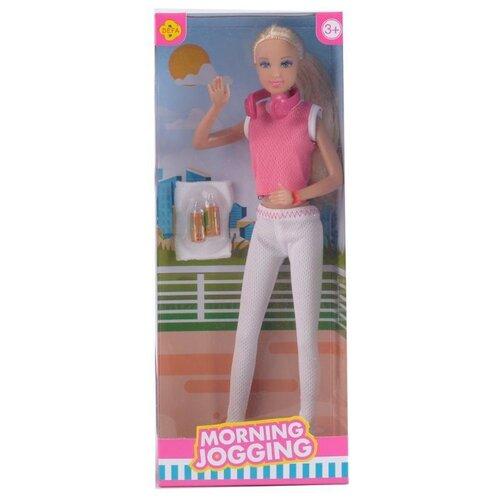 Купить Кукла Defa Утренняя пробежка, 8441 pink, Defa Lucy, Куклы и пупсы