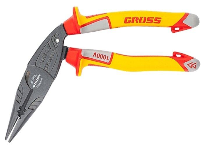 Длинногубцы Gross 17181 200 мм