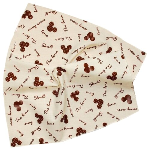 Нагрудный платок OTOKODESIGN 5182 кремовый