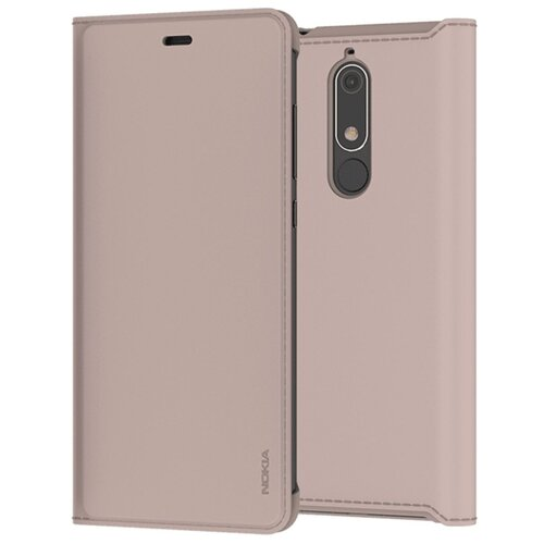 Чехол Nokia CP-307 для Nokia 5.1 cream