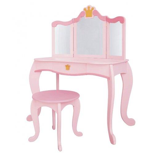 Купить Туалетный столик SunnyWoods для девочек Принцесса Рапунцель (Rapunzel1321), Играем в салон красоты