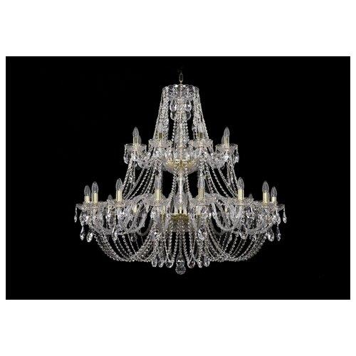 Люстра Bohemia Ivele Crystal 1406 1406/16+8/400-110/2d/G, E14, 960 Вт bohemia ivele crystal 1406 16 8 4 400 160 2d g