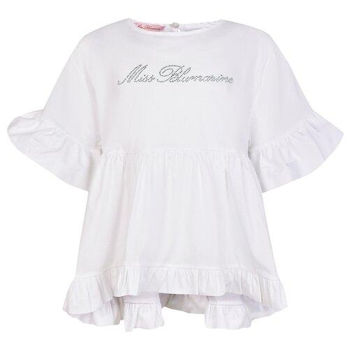 Блузка Blumarine размер 140, белый