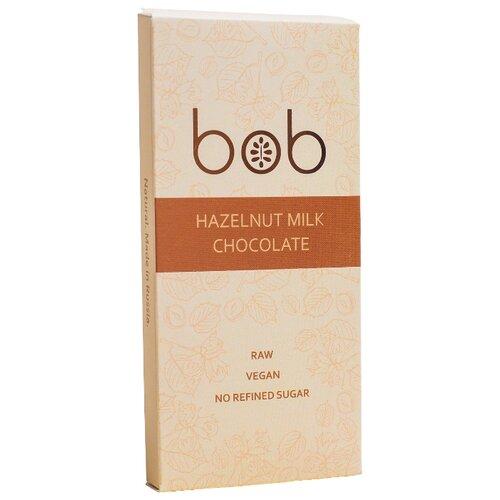 Шоколад Bob на фундуке молочный, 50 г цена 2017