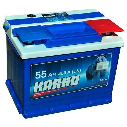 Автомобильный аккумулятор KARHU 055K1390