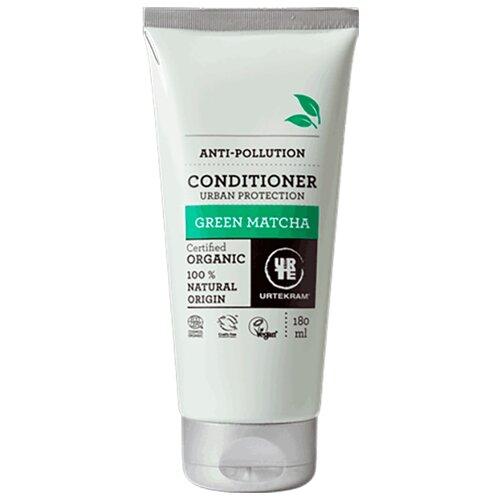 Купить Urtekram кондиционер для волос Anti-Pollution Green Matcha зеленый чай матча, 180 мл