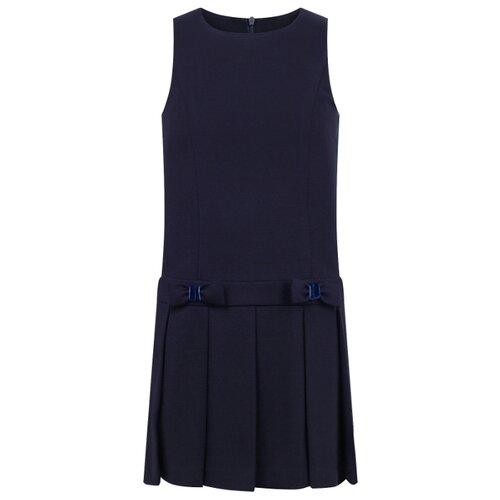 Купить Сарафан DAN MARALEX размер 164, синий, Платья и сарафаны