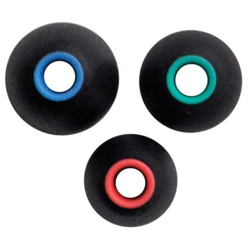 Амбушюры (ушные насадки) ZIBELINO WT-E2039 bi-color black