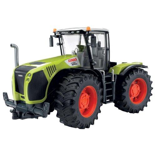 Трактор Bruder Claas Xerion 5000 (03-015) 1:16 42 см зеленый/черный