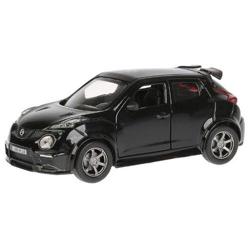 Легковой автомобиль ТЕХНОПАРК Nissan Juke-R 2.0 12 см черный легковой автомобиль технопарк электокар x600 h09225 r 10 см черный белый