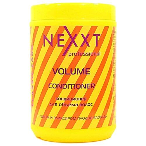 NEXXT кондиционер Classic care Volume для объема волос, 1000 мл nexxt professional classic care volume шампунь для объема волос 1000 мл