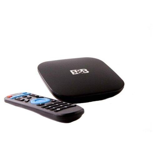 Медиаплеер для телевизора Android 9 SmartTV 4К смарт приставка B&B M7 4/64 Подписка ОККО в подарок!