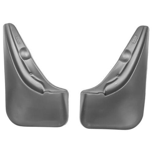 Брызговики задние для Renault NorPlast NPL-Br-69-12B черный