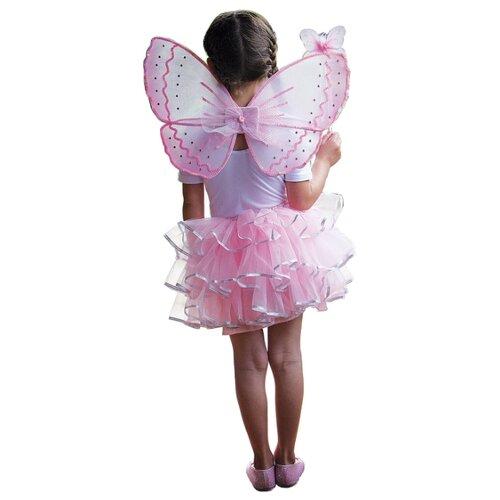 Костюм travis designs Фея Сладкая вата, розовый, размер 3-5 лет платье travis designs бальное платье розовый размер 3 4 года