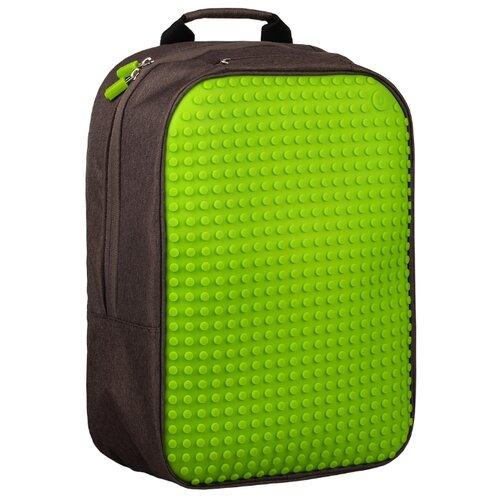 Купить Upixel Рюкзак Canvas Classic Pixel Backpack (WY-A001), зеленый, Рюкзаки, ранцы