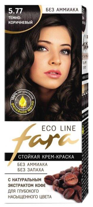 Fara Eco Line стойкая крем-краска для волос
