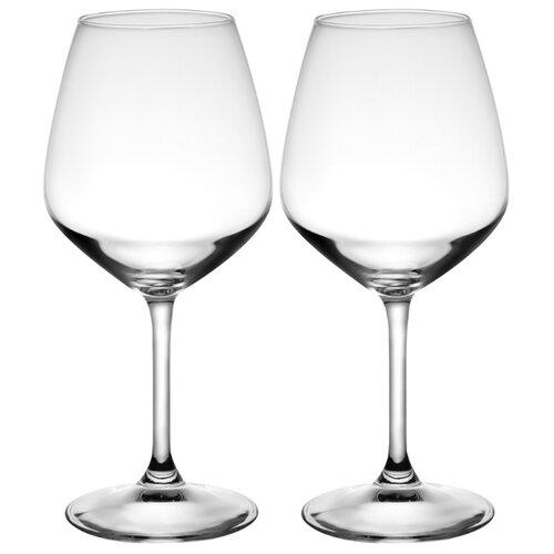 Bormioli Rocco Набор бокалов для красного вина Restaurant 530 мл 2 шт бесцветный