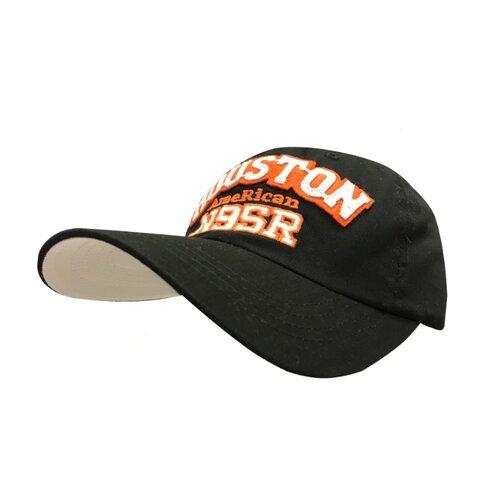Бейсболка Be Snazzy Houston (CZD-0029) размер 56-60, черный/белый