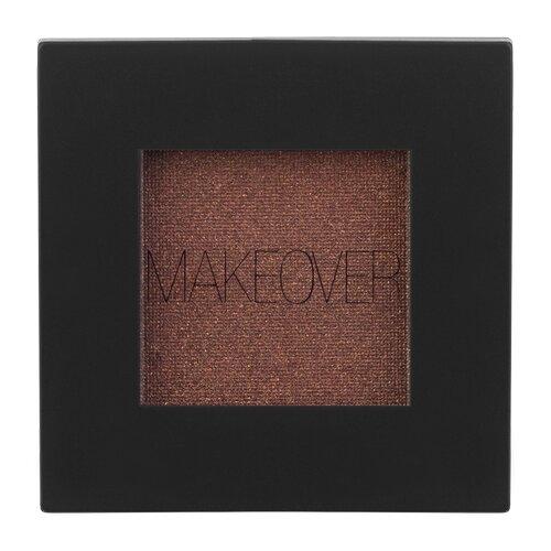 Фото - MAKEOVER Тени для век Single Eyeshadow coffee makeover paris тени для век single eyeshadow soft pink