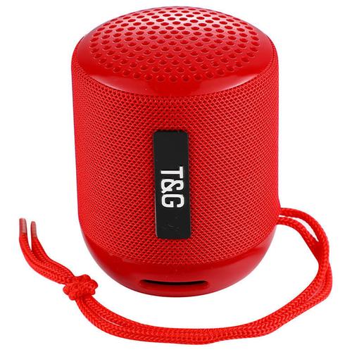 Купить Портативная акустика T&G TG129 красный