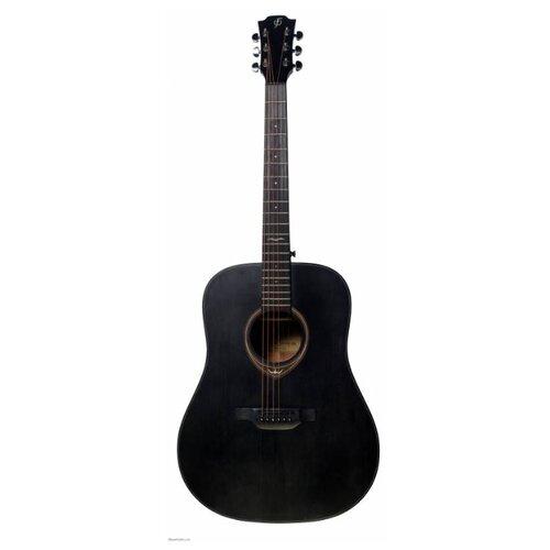 Вестерн-гитара Flight D-435 BK veston c 45a bk акустическая гитара