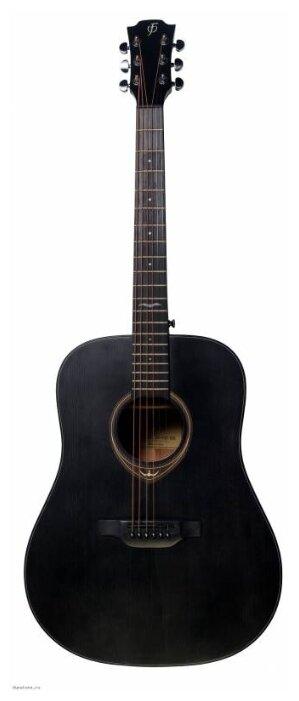 Вестерн-гитара Flight D-435 BK