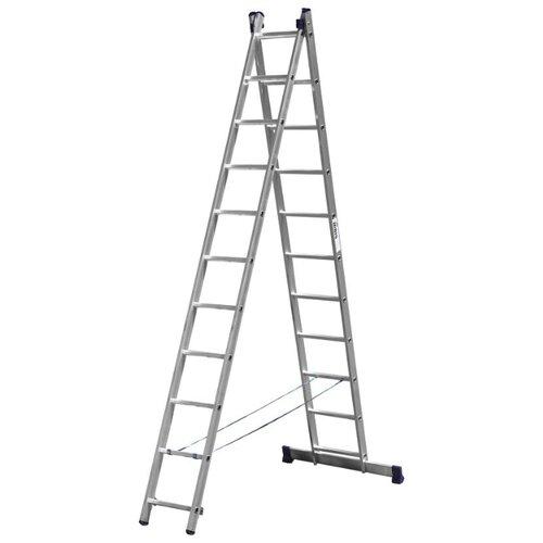 Лестница трансформер 2-секционная SIBIN 38823-11