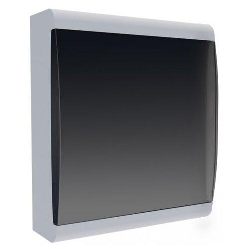 Фото - Щит распределительный EKF ЩРН-П-24 SlimBox IP41 PROxima навесной, пластик, модулей 24 белый ekf sb n 24 щит распред навесной щрн п 24 slimbox ip41 ekf proxima