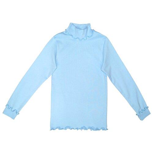 Фото - Водолазка ДО (Детская одежда) размер 152, голубой мужская одежда