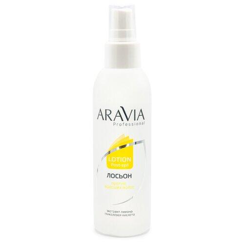 ARAVIA Professional Лосьон Professional против вросших волос с лимоном 150 мл aravia professional мист aqua comfort 150 мл