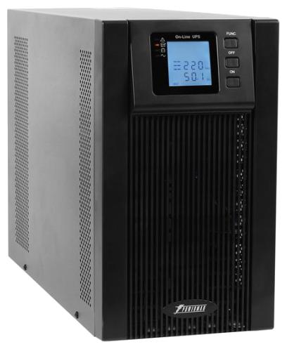 ИБП с двойным преобразованием Powerman Online 3000 — купить по выгодной цене на Яндекс.Маркете