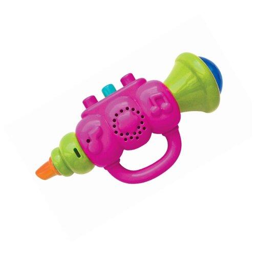Купить Азбукварик дудочка электронная розовый, Детские музыкальные инструменты