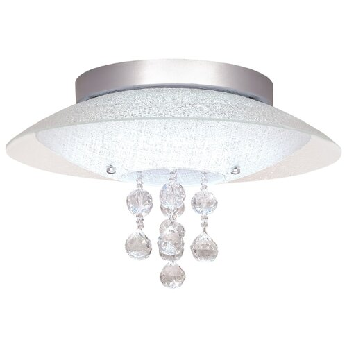 Люстра светодиодная Silver Light Diamond 845.40.7, LED, 24 Вт